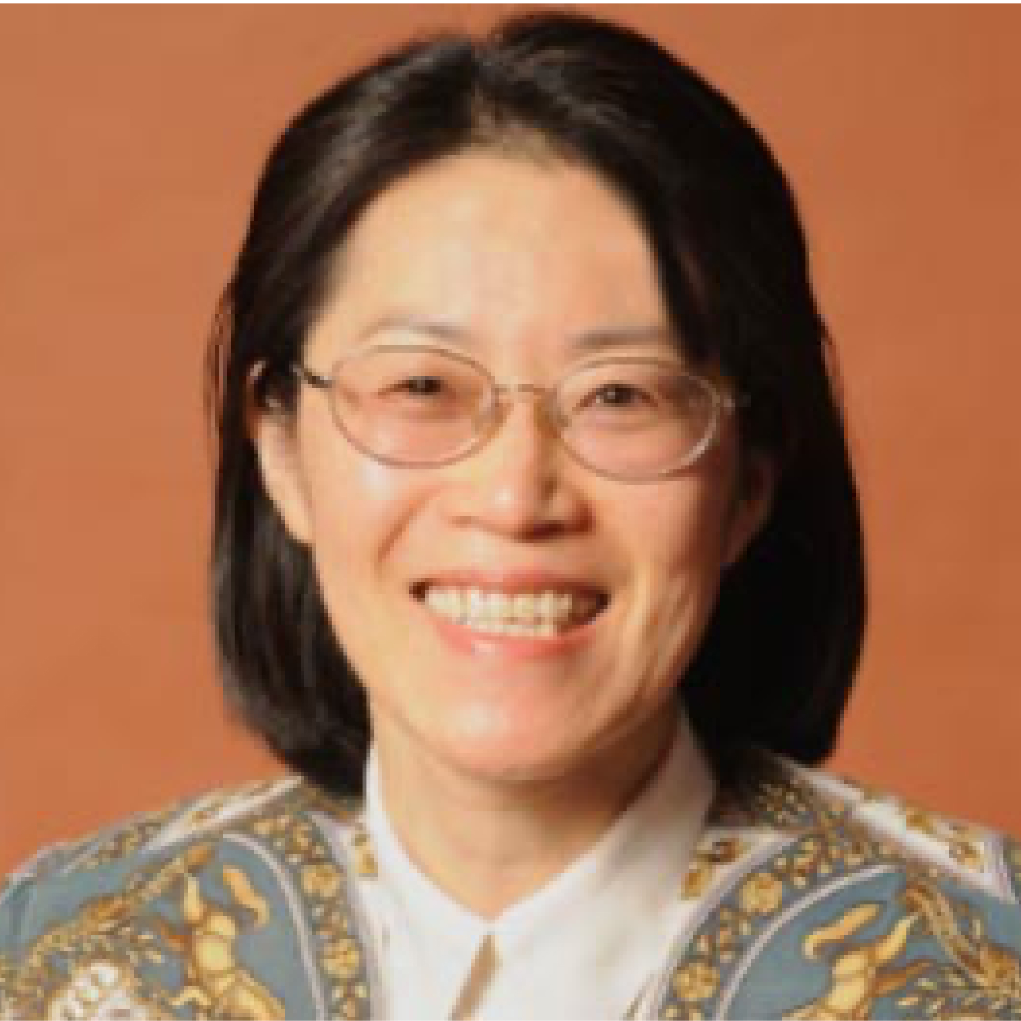portrait of Seung Ai Yang