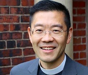 portrait of Patrick S. Cheng