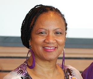 portrait of JoAnne Marie Terrell