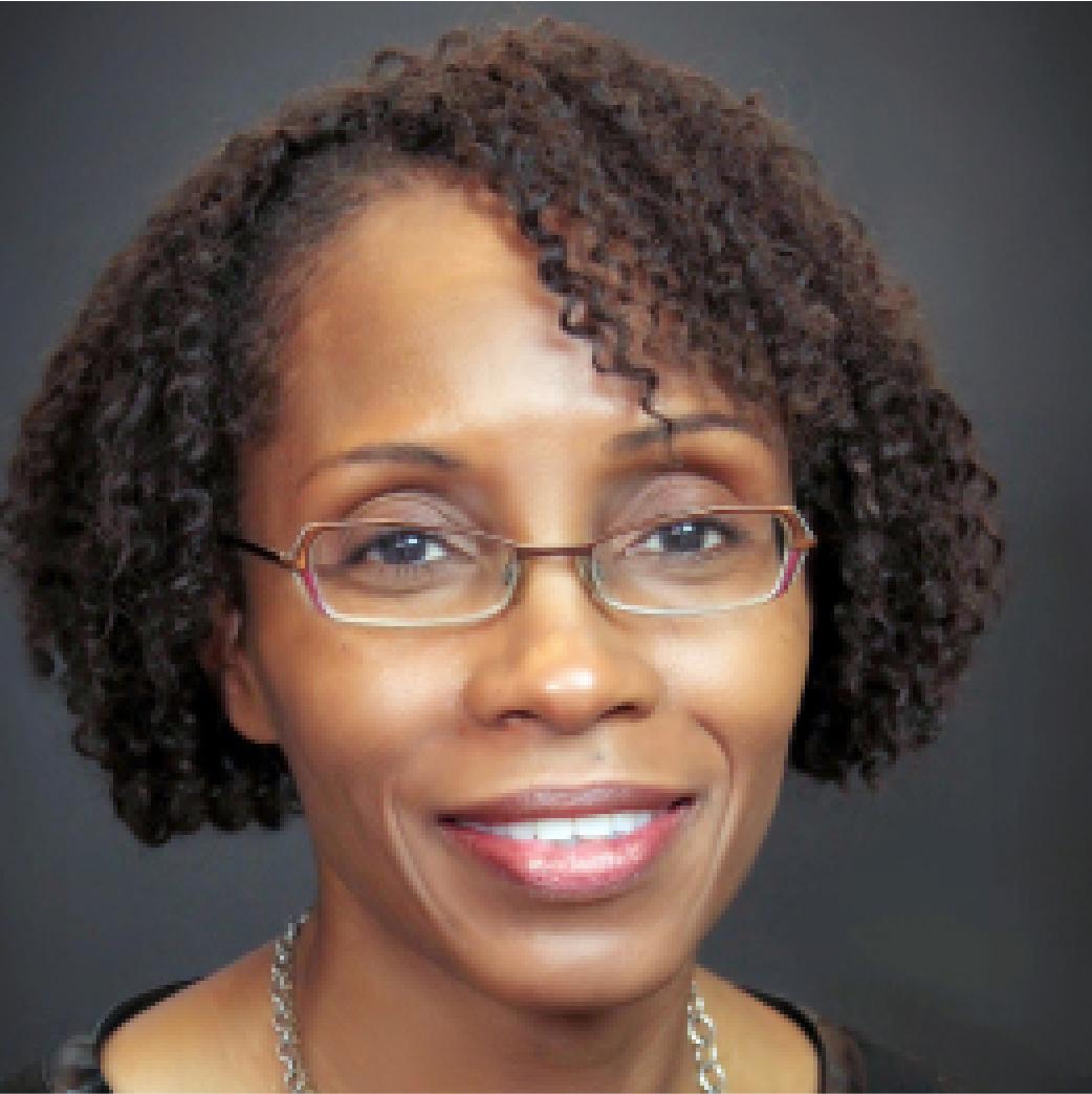 portrait of Audrey Williams Lee