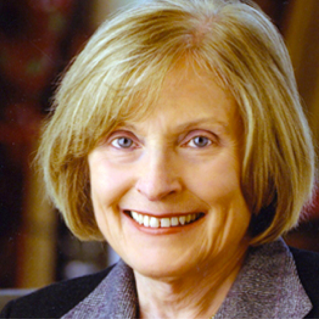 portrait of Carole Segal
