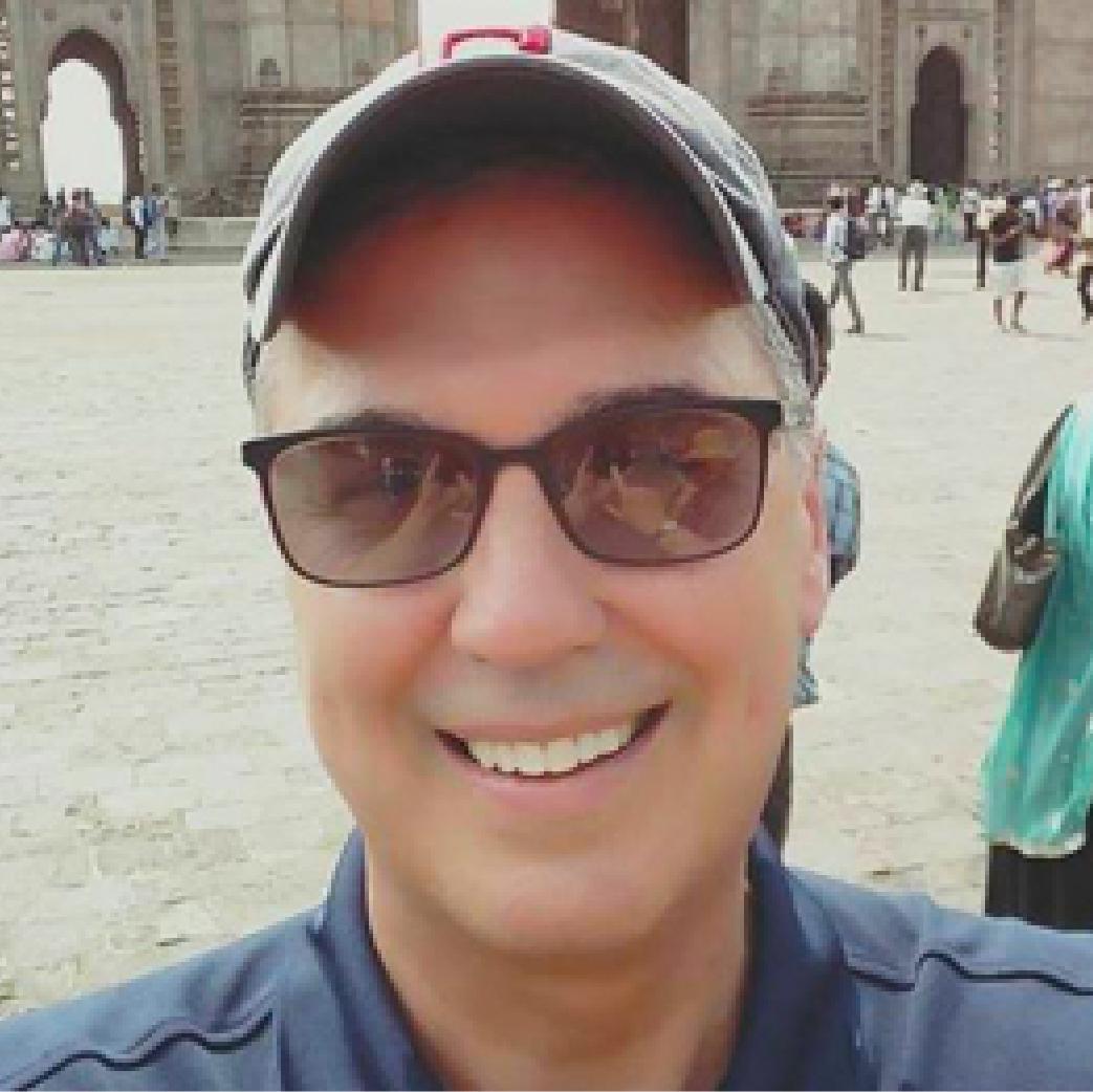 portrait of David Pattee