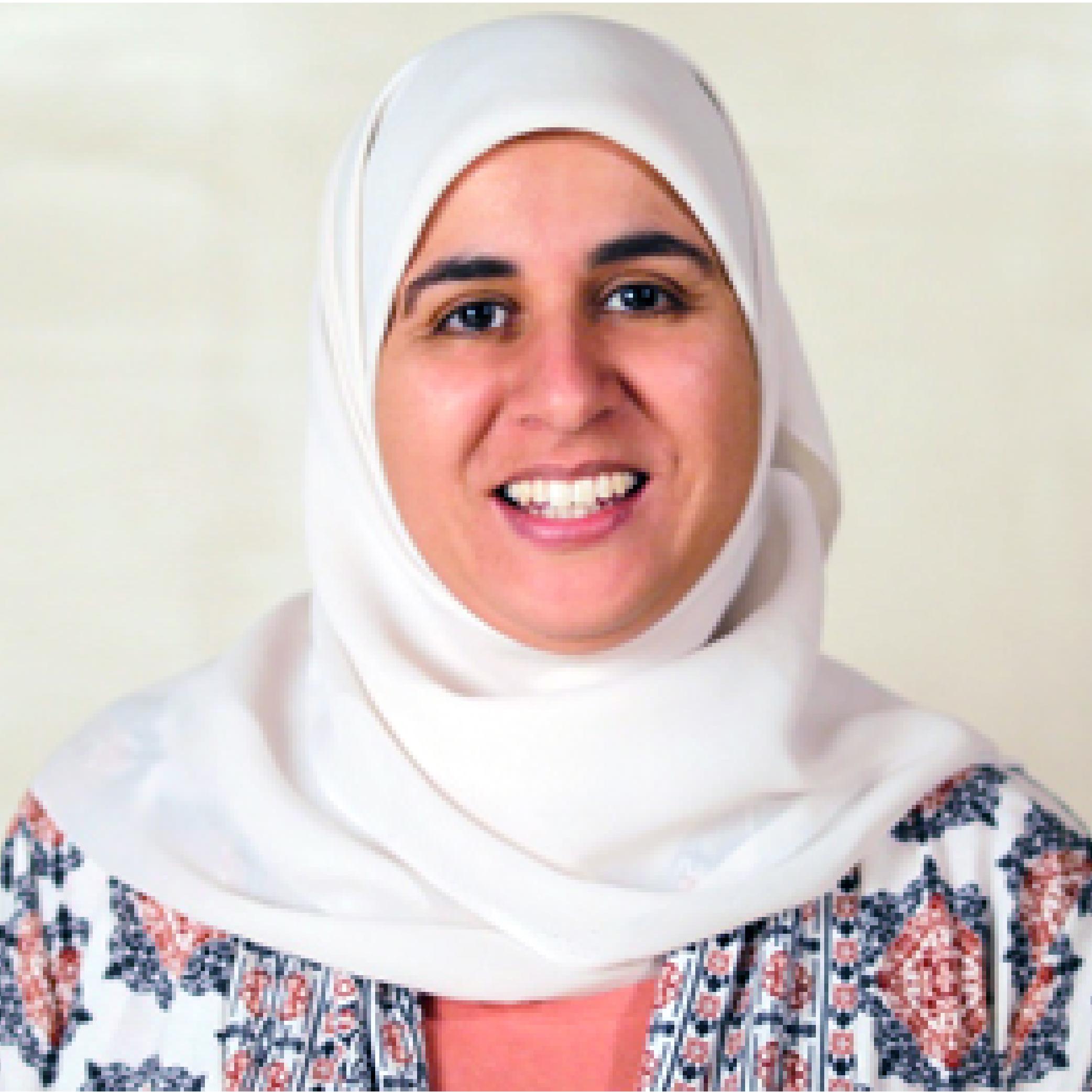portrait of Yasmine Abou-El-Kheir