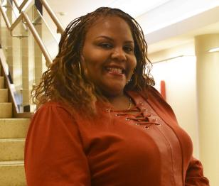 portrait of Kim M. Johnson