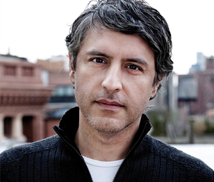 portrait of Reza Aslan