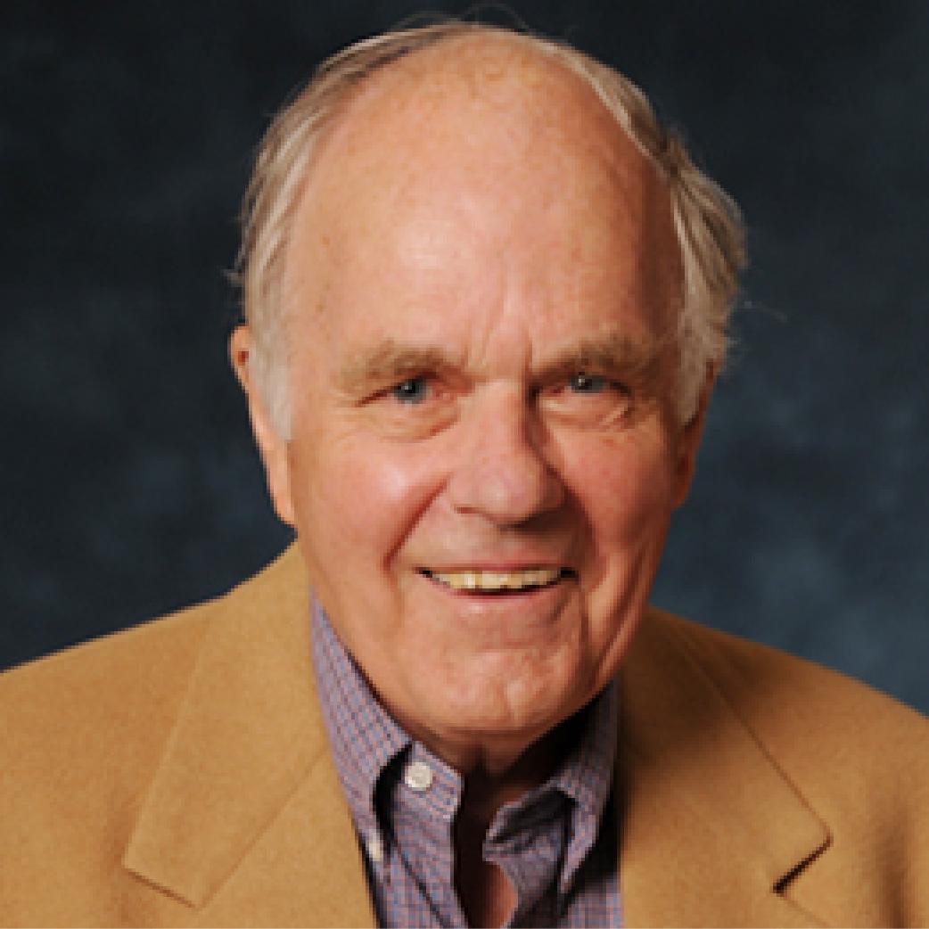portrait of Thomas D. Allen