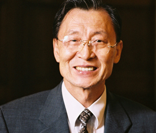 portrait of In Shik Lee