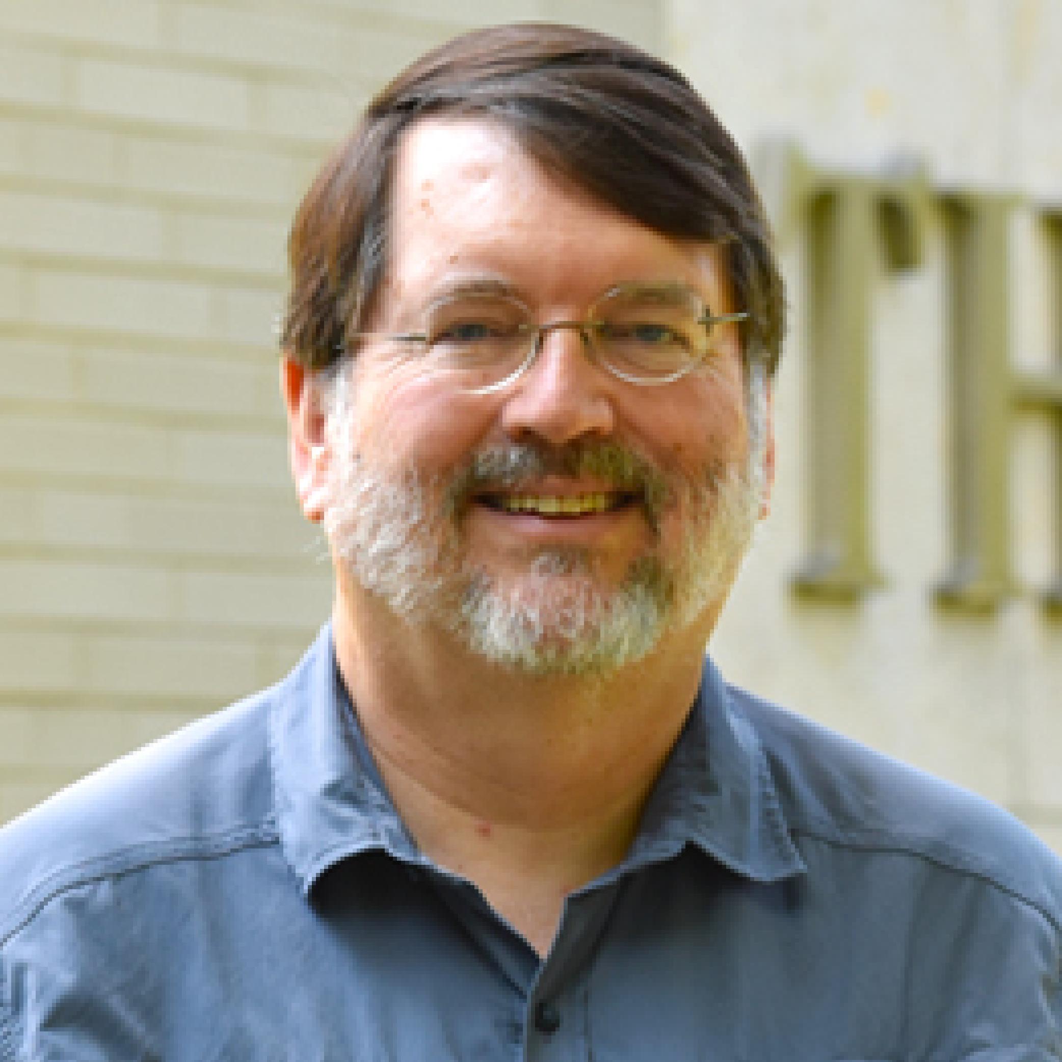 portrait of Michael Montgomery