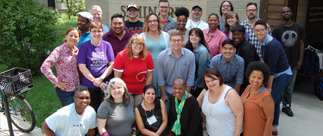 portrait of The largest Master of Divinity class ever