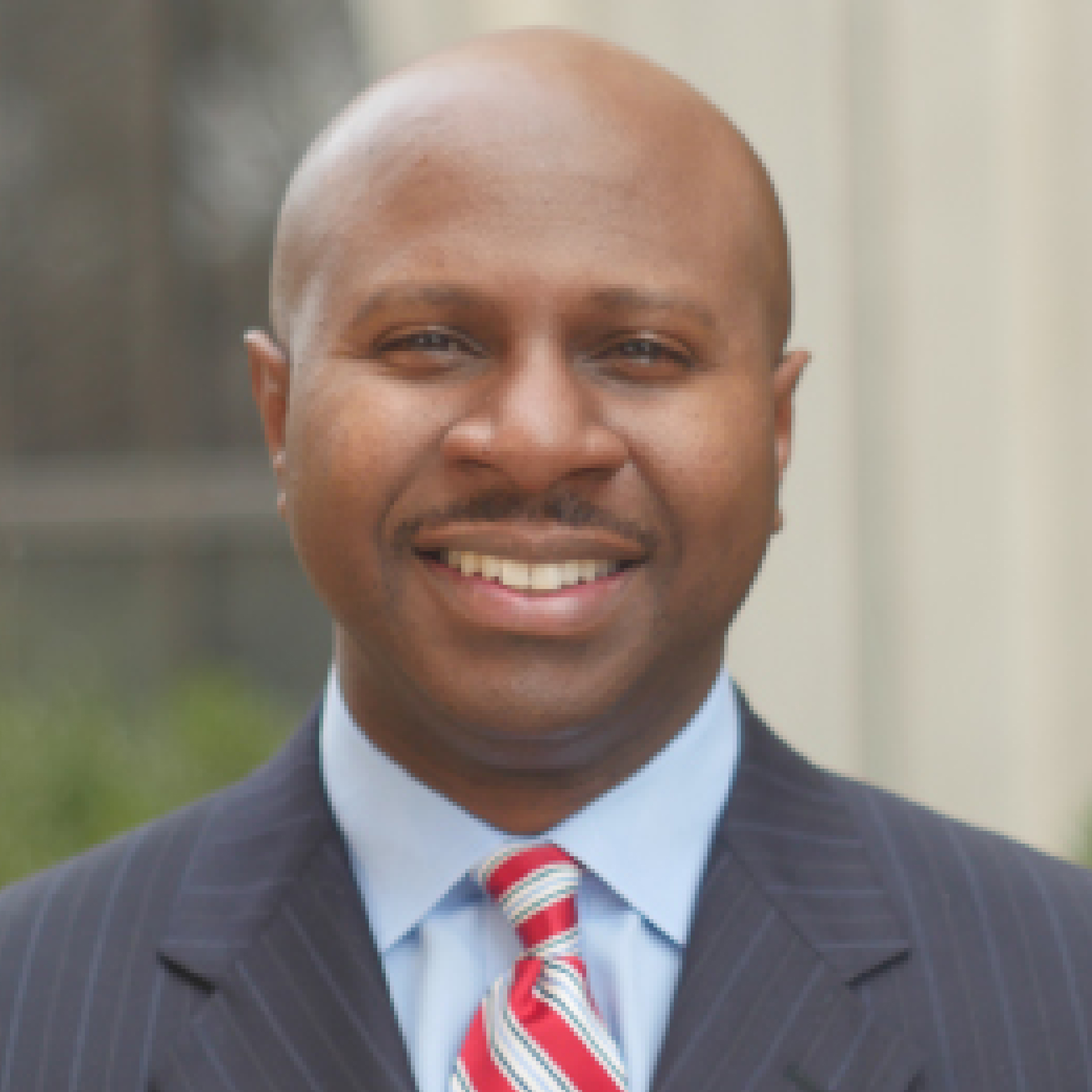 portrait of Brian E. Smith