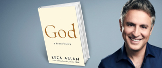 portrait of IRI Hosts Book Talk with Religious Scholar Reza Aslan