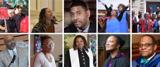 portrait of CTS Pastors' Experience