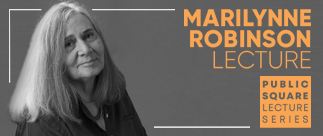 portrait of Marilynne Robinson Shares Lecture Text