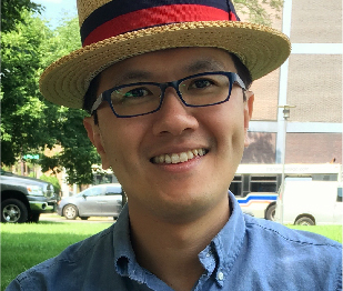 portrait of Wei-Jen Chen