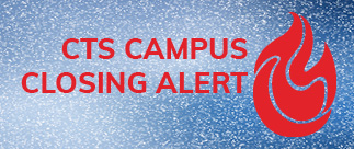 portrait of Campus Closing Due to Weather