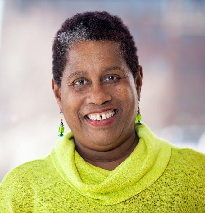 portrait of Dr. Marsha Foster Boyd